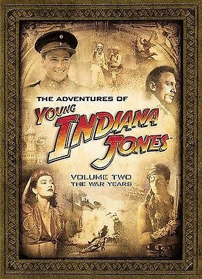 The Adventures of Young Indiana Jones, Volume Two 2 - The War Years NEW Sealed