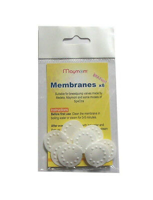 Maymom Replacement Membranes for Medela Breastpumps