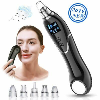 Blackhead Remover Vacuum Pore Cleaner Electric Beauty Device Comedo Removal Tool