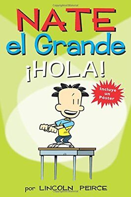 Nate El Grande: Ahola! (Big Nate) by Peirce, Lincoln Book The Cheap Fast Free