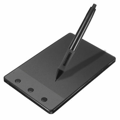 HUION H420 USB Art Design Drawing Graphics Tablet Pad 4
