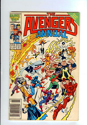 The Avengers Annual #15 (1986, Marvel) STEVE DITKO BREAKDOWN ARTWORK!!! 40PGS!!