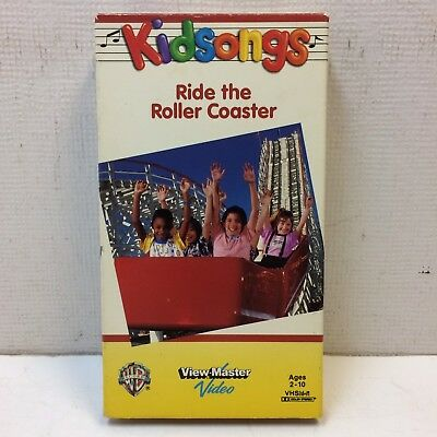 Kidsongs Ride The Roller Coaster Dvd 2002 16 39 Picclick