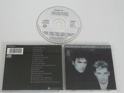 Omd / Orchestral Manoeuvres in the dark (Virgin CDV CD-3054/01) CD Album