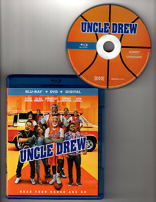Uncle Drew (Blu-ray 1 Disc, 2018)