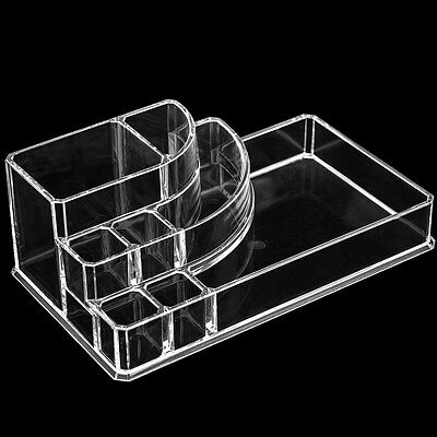 Sorbus Acrylic Cosmetics Makeup and Jewelry Organizer