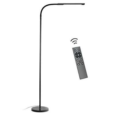 Byingo 12W Dimmable Remote Control & Touch Sensor Switch LED Floor Lamp -...