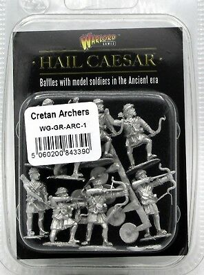 Hail Caesar WG-GR-ARC-1 Cretan Archers [Random] (Greeks) Mercenary Infantry NIB