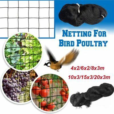 Plants Crops  Nylon Anti-bird Net Orchard Protect Preventing Mist Bird Mesh