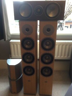 Surround Speaker Set Eltax And Monitor Audio