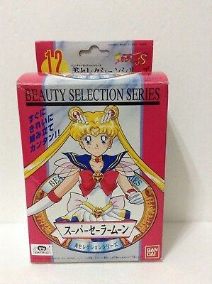 1994 Super Sailor Moon S Beauty Selection Figure Collection Japan