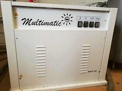 Dampferzeuger Multimatic MAXI60