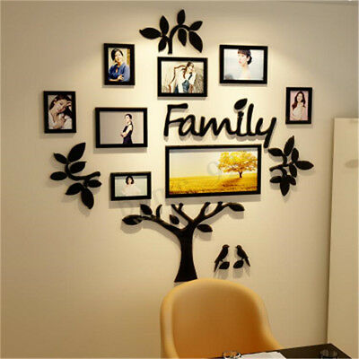 Family Tree Frame Collage Pictures Frame Collage Photo Wall Mount