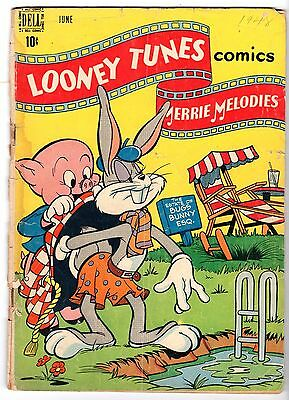 Looney Tunes and Merrie Melodies #80, Good Condition'