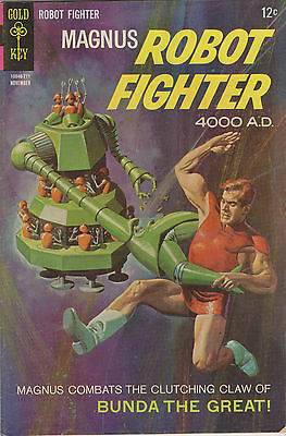 Magnus Robot Fighter #20, Very Fine Condition'