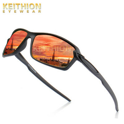 KEITHION Polarized Mens womens Cycling Riding Driving Glasses Sports Sunglasses