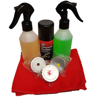 Motorcycle Travel Essentials Pack (perfect gift, maintenance set)