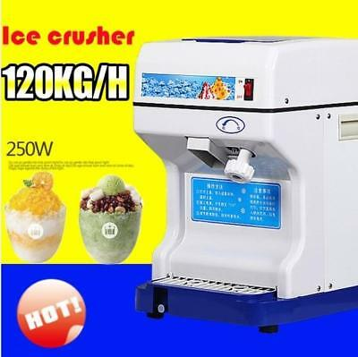 Electric Ice Crusher Shaver Machine