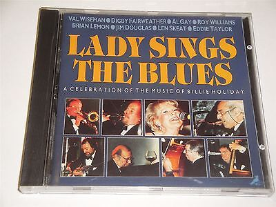 Lady Sings The Blues - A Celebration Of The Music Of Billie Holiday CD Album