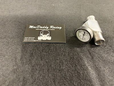 MacDaddy Racing Yamaha Raptor 700 Coolant Temperature Gauge