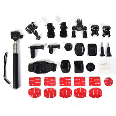 Action Camera Accessories For Hero Video Cam Strap Mount Tripod ME