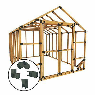E-Z Frames 10 Ft. W x 14 Ft. D Greenhouse