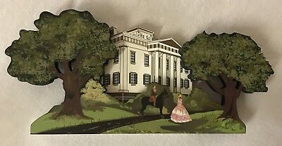 Shelia's Collectibles, Gone With The Wind 1998 Home of Ashley Wilkea-Twelve Oaks