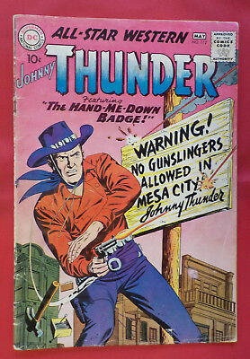 All-Star Western #112 ! DC 1960 ! KANE ! INFANTINO ! NICE PAGES ! hayfamzone