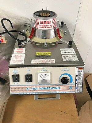Gold medal X-15A WHIRLWIND COTTON CANDY MACHINE