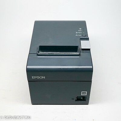 Epson TM-T20 model M249a Thermal Receipt Printer POS Restaurant retail tested
