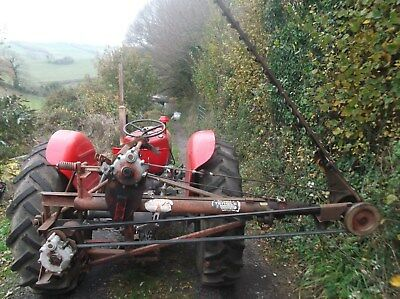 Tractor Hedge Trimmer