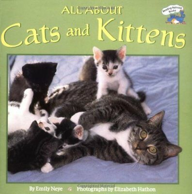All about Cats and Kittens (All Aboard Books) by Neye, Emily Book The Cheap Fast