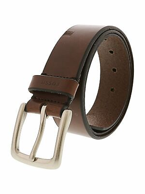 Fossil Men's Joe Leather Belt