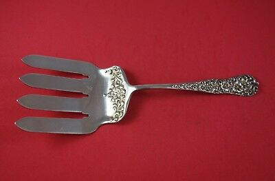 "Rococo by Dominick and Haff Sterling Silver Asparagus Fork 9 3/4"" Serving"