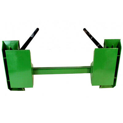TITAN 3-POINT ADAPTER Plate and Trailer Hitch, Made To Fit