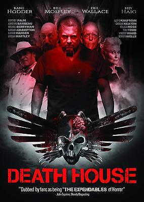 PRE-ORDER Death House (DVD RELEASE: 11 Dec 2018) NEW FREE SHIPPING