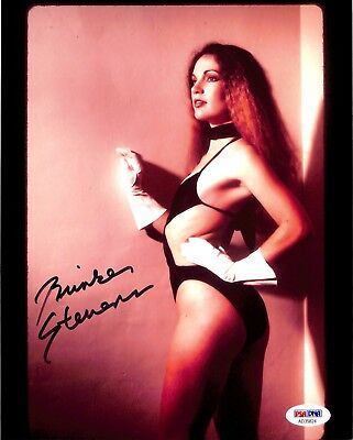 BRINKE STEVENS PSA/DNA Autographed Signed 8 X 10 Photo Certified Actress