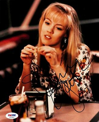 JENNIE GARTH PSA/DNA Autographed Signed 8 X 10 Photo Certified Actress