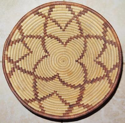 Vintage Native American Indian Hand Woven Basket Unidentified Un Researched