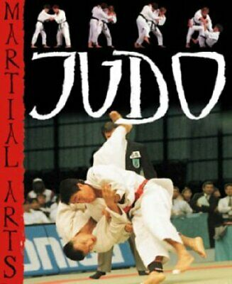 Judo  (Martial Arts) by Bob Willingham Paperback Book The Cheap Fast Free Post