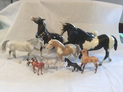 Breyer Collectible Model Horse Lot