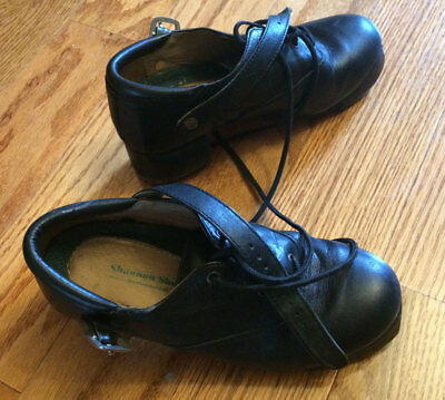Irish Dance Hard Shoes, Shannon Shoes UK Size 1 (about a US 2 or 1.5)