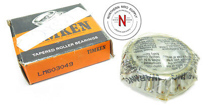 """Timken Lm603049 Tapered Roller Bearing Cone, Id: 1.7812"""", W: .7812"""""""
