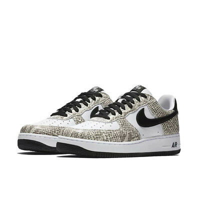 san francisco 6359b 7a1d6 Nike Air Force 1 Low Cocoa Snake 2018 White AF1 Complexcon ATMOS 845053-104