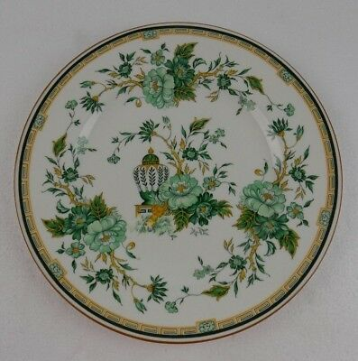 Vintage Kowloon - Fine Bone China Plate - Crown Staffordshire England