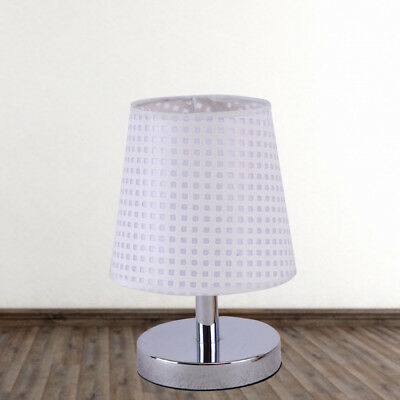 1pc Pastoral Style Table Lamp Modern Bedside Lamp Desk Lamp for Home Living Room