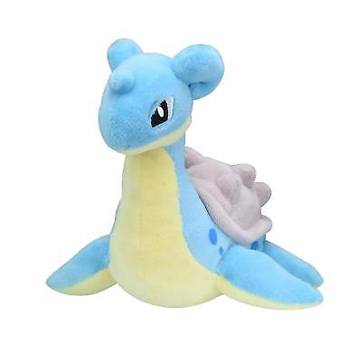 Pokemon Center Original Limited Plush Doll Pokemon fit Lapras JAPAN OFFICIAL