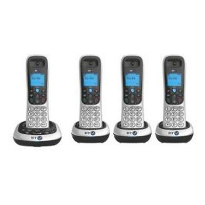 BT 2600 Quad Telephone with Answer Machine - Dect Phone