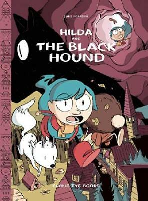 Hilda and the Black Hound Library Edition by Luke Pearson New Hardback Book