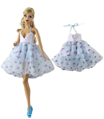 Fashion Princess Dress/Clothes/Gown For 11 in. Doll d10